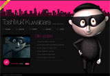 アート・デザイン:TOSHIYUKI KUWABARA -online show case-
