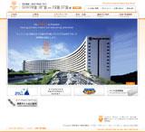 シェラトン・グランデ・トーキョーベイ・ホテルのWEBデザイン