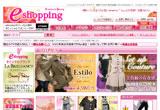eshopping(イーショッピング)のWEBデザイン