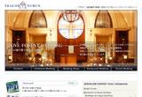 SHALOM CHURCH 藻岩シャローム教会のWEBデザイン