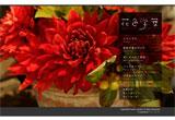 花色学葉|hanairo gakuhaのWEBデザイン