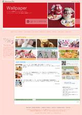 Afternoon TeaのWEBデザイン