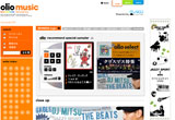 エンターテインメント:olio music