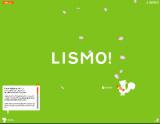 LISMO!のWEBデザイン