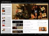Locomoco.TVのWEBデザイン