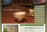 SPACCIO 岡家具工業株式会社のWEBデザイン