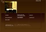 アートハウス株式会社のWEBデザイン
