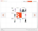 SK Telecom MoMuのWEBデザイン