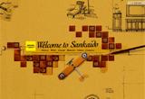 参會堂 - SANKAIDOのWEBデザイン
