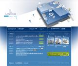 ランドコム株式会社のWEBデザイン
